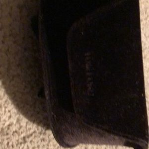 Brown Tom Ford sunglasses case